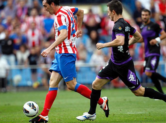 La Liga nie zwalnia tempa