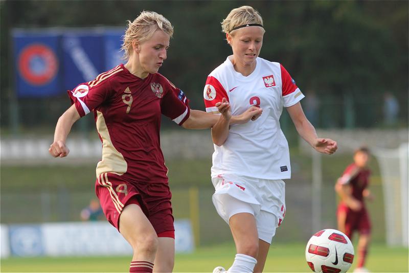 Dzień Kobiet: Futbolowy świat idzie w nowym kierunku