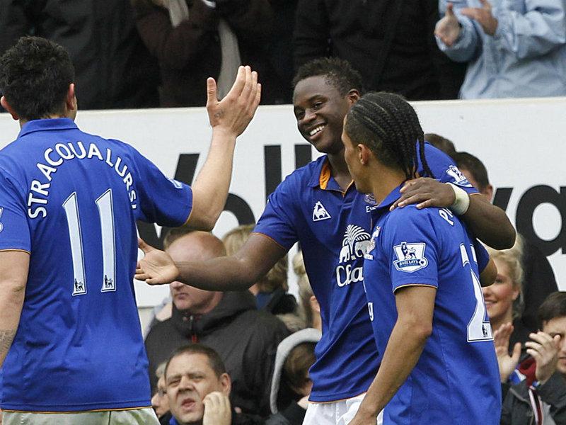 Chelsea nie dała rady Evertonowi