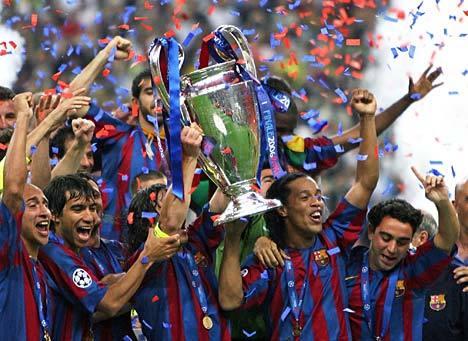 FC Barcelona klubowym mistrzem świata!