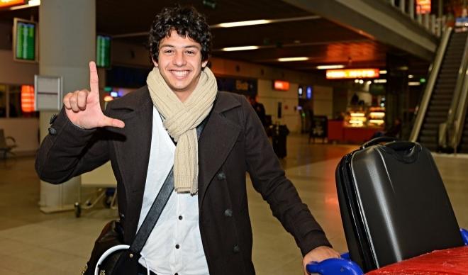 Guilherme wraca do treningów
