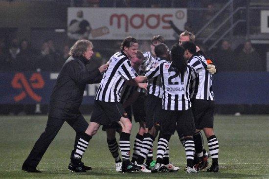 Everton zostaje w Heraclesie
