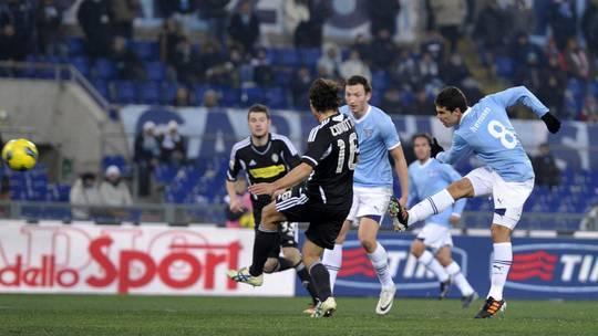 Lazio triumfuje nad Ceseną