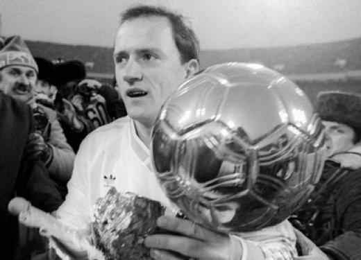 FJW: Ihor Biełanow – zapomniany zdobywca Złotej Piłki