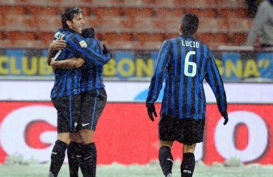 Komplet punktów dla Interu!