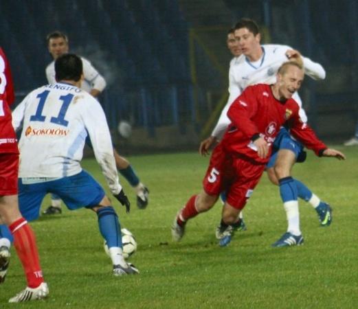 Dziewięciu piłkarzy odejdzie z Polonii