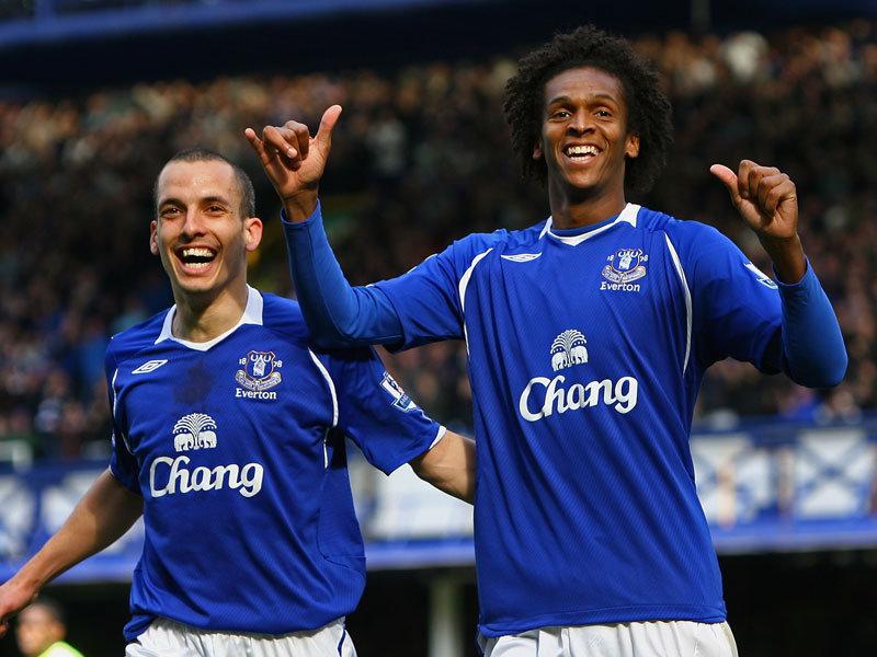 Jo ponownie wypożyczony do Evertonu