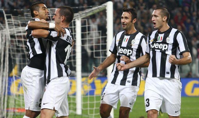 Juventus wysoko pokonał Napoli