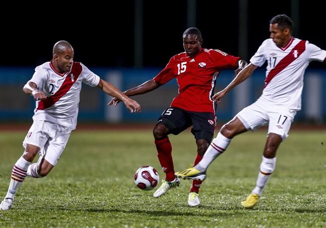 Śmierć piłkarza Trynidadu