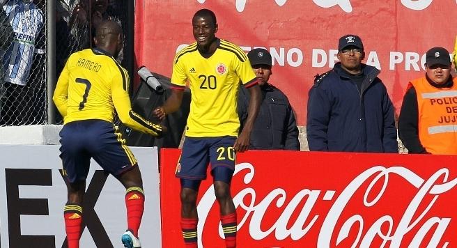 CA: Kolumbia wygrywa grupę A