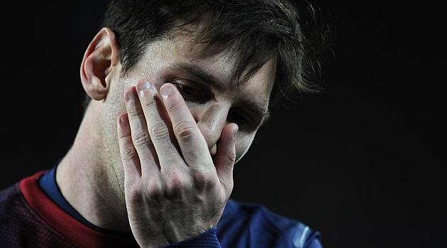 Lionel Messi z nietypową kontuzją. KMŚ bez Argentyńczyka