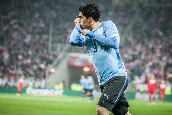 Urugwaj – Arabia Saudyjska: Suarez daje awans