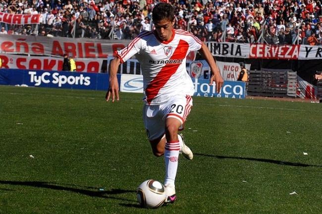 River Plate lepsze od Lanus