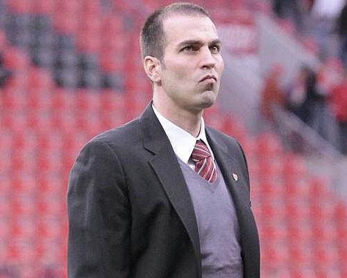 Pierwszy trener w Bundeslidze zwolniony