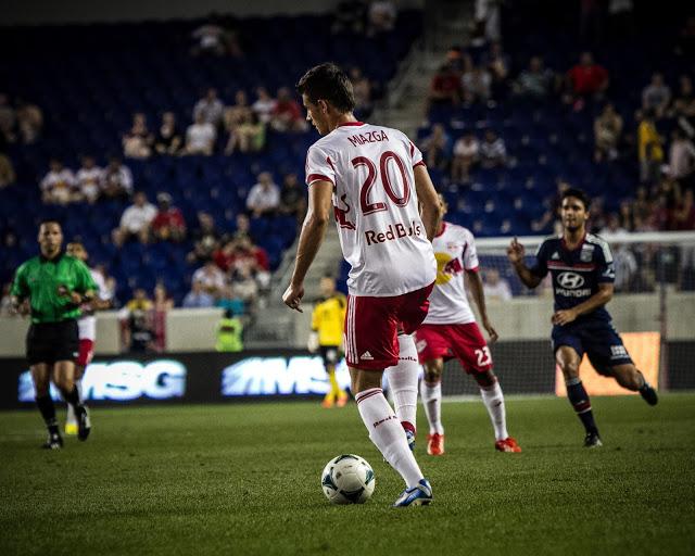 MLS: Sensacyjna wygrana Red Bulls, cały mecz Miazgi