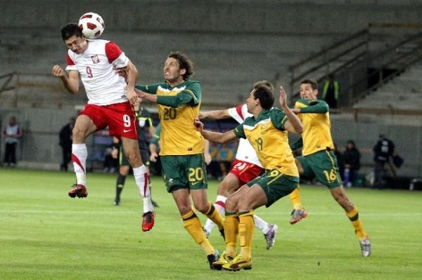 Australia: Zaskoczyć Brazylię