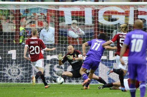 Fiorentina wygrała z Sampdorią