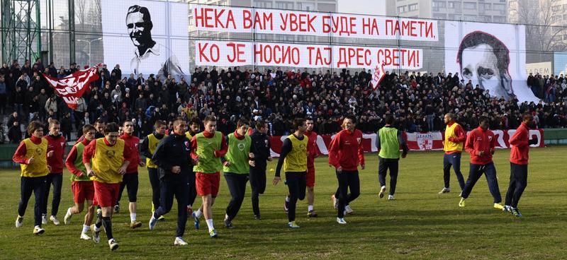 Crvena Zvezda deklasuje Partizana. Zmiana warty w Serbii?