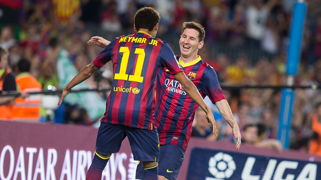 FC Barcelona wygrywa w drugiej odsłonie derbów