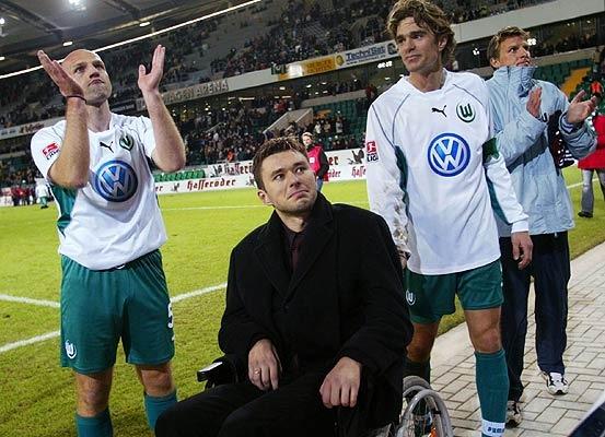 Wspominamy Krzysztofa Nowaka, piłkarza, który zmarł przez ALS