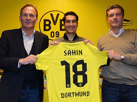 Sahin: Dortmund może odwrócić losy dwumeczu