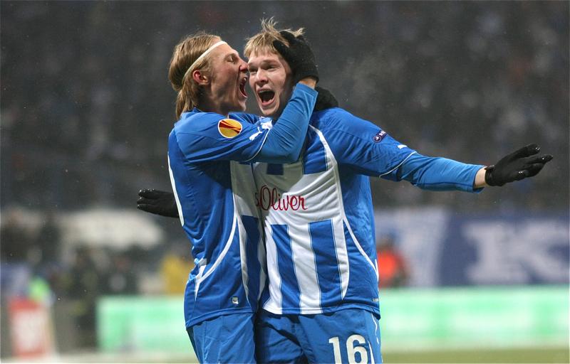 Mistrzostwo Polski, wspaniała przygoda w europejskich pucharach oraz stagnacja w lidze. Oto Lech Poznań sprzed dziesięciu lat