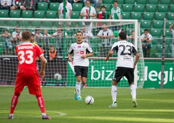 Widzew kontra Legia. Klasyk w Pucharze Polski okiem statystyk