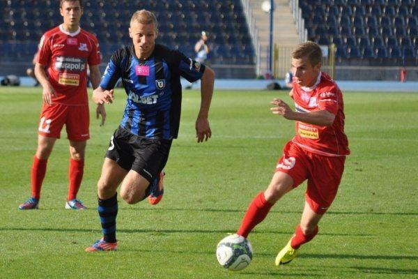 Aleksander Jagiełło na testach w Reading FC