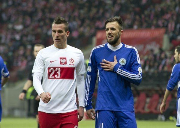 Polska najlepsza w eliminacjach. Rozkręciło się nawet San Marino