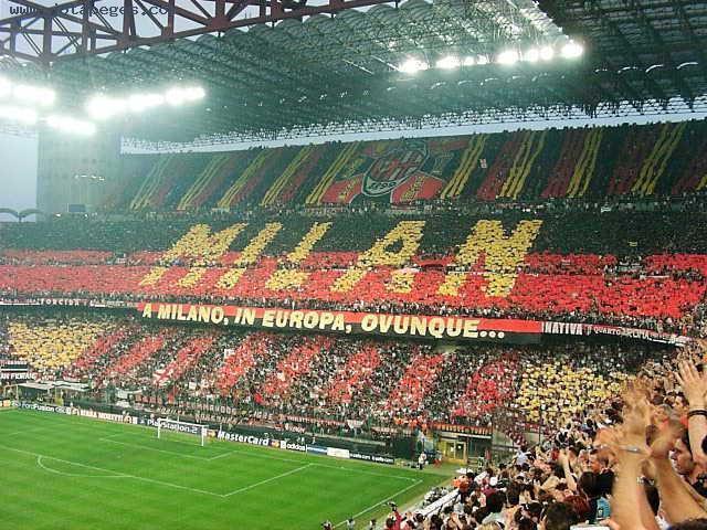Milan 2007 roku, czyli gdzie zniknęły gwiazdy?