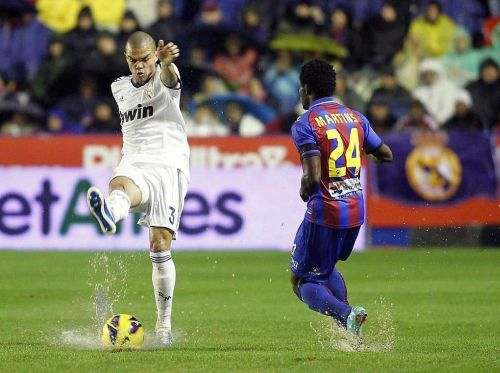 Pepe nie zagra w finale?