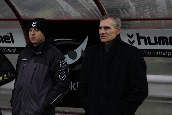 Polonia Warszawa szuka trenera