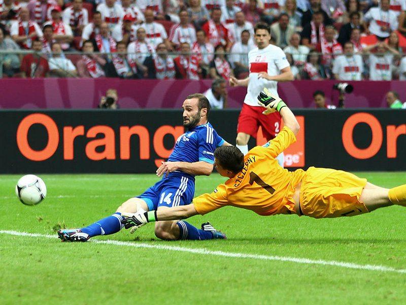 Grecki upadek także w piłce nożnej
