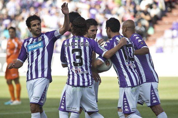 Valladolid żegna się z La Liga