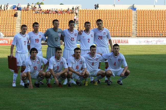 Polska – Tajlandia 3:1
