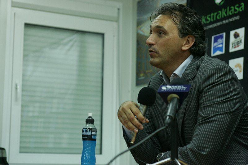 Maaskant zakończył przygodę z Dinamem Mińsk