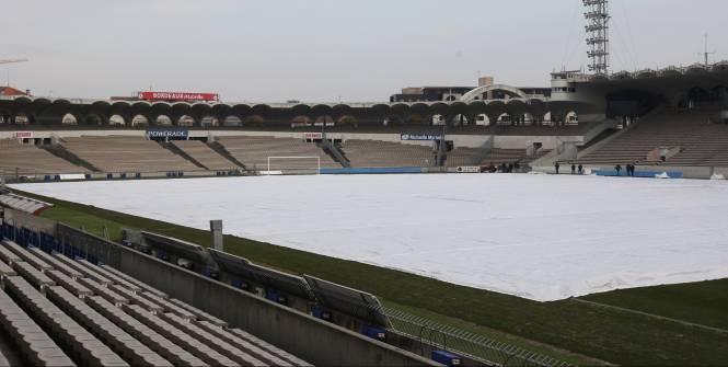 Deszcz wygrywa we Francji