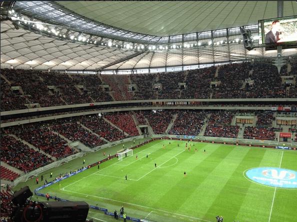 Dwanaście sensacji w Pucharze Polski