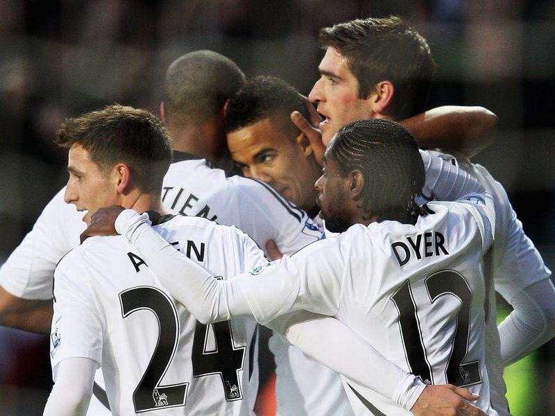 Walijski pojedynek dla Swansea