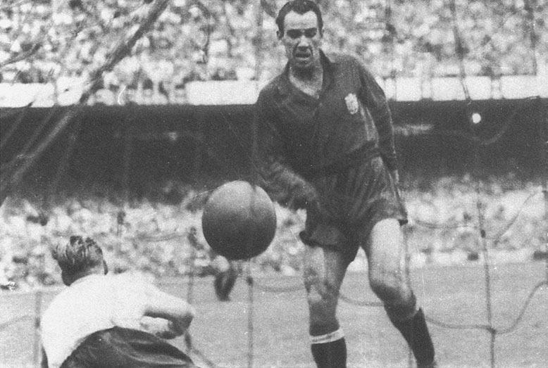 Las leyendas de LaLiga: Napastnik, który wysoko zawiesił poprzeczkę – Telmo Zarra