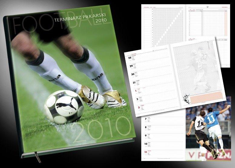 Terminarz piłkarski 2010 wydany