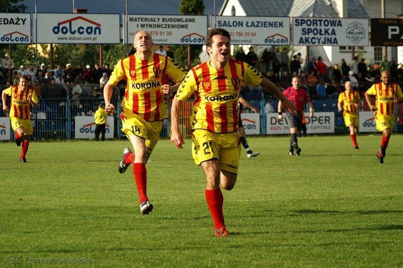 Nowak piłkarzem Bogdanki