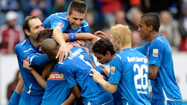 Hoffenheim i trudne życie bez Nagelsmanna