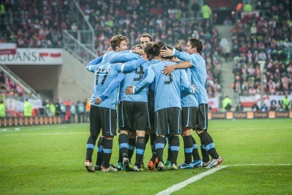 Urugwaj celuje w wysokie zwycięstwo