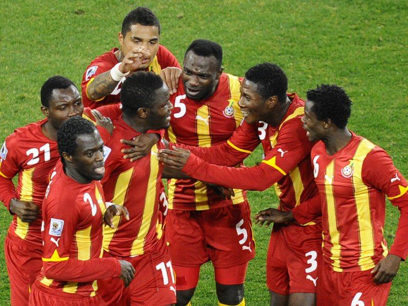 Skład Ghany na mundial