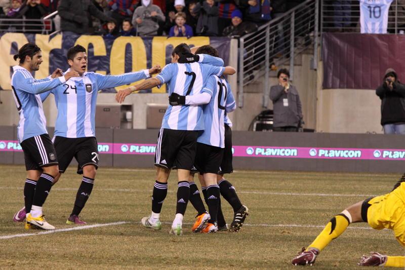 Argentyna w wielkim finale!