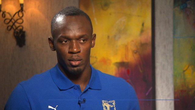 Bolt w kadrze Jamajki?