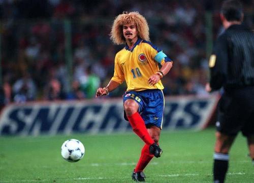 Copa w iGolu: Legendy z przeszłości