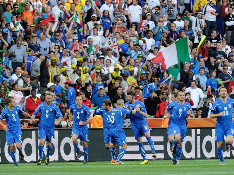 Mecz ostatniej szansy Włochów