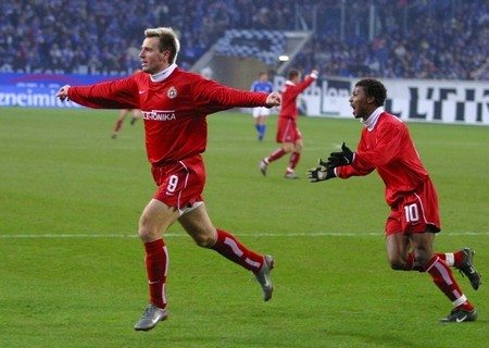 To były czasy – wielka Wisła Kraków z sezonu 2002/2003